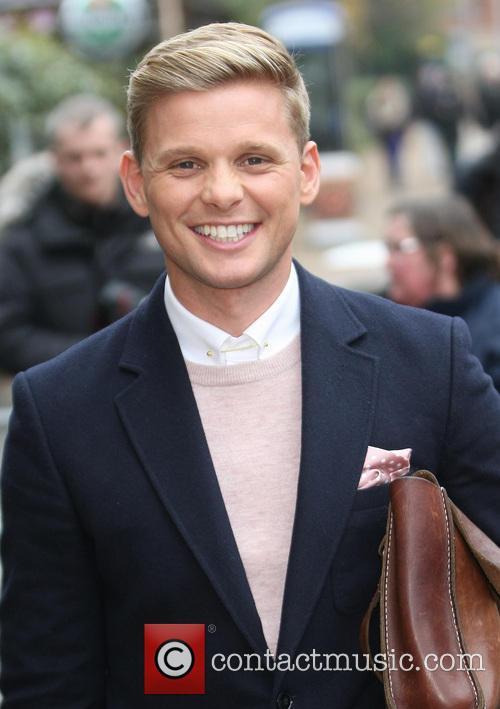 Celebrities at the ITV studios  Featuring: Jeff...