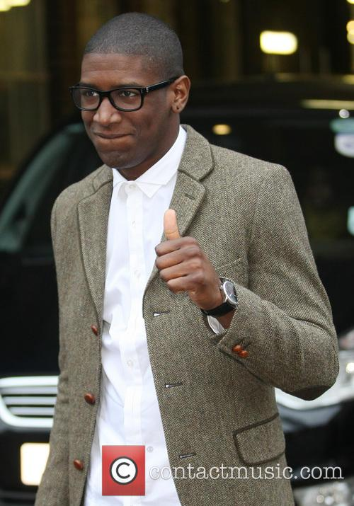 celebrities at the itv studios featuring labrinth13where 20002660