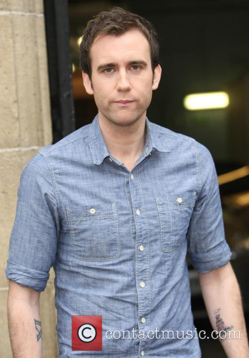 Celebrities at the ITV studios  Featuring: Matthew...