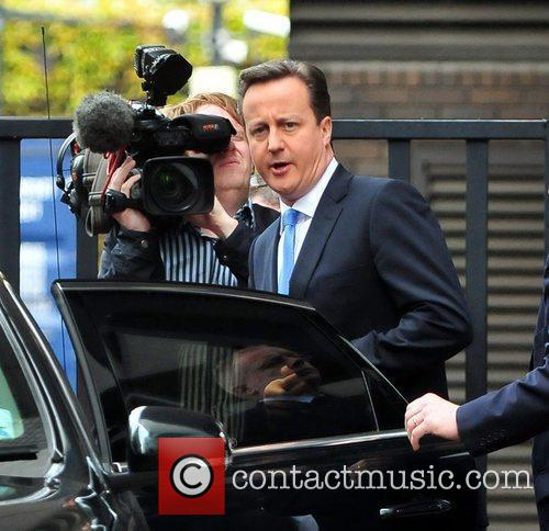 David Cameron and Itv Studios 2
