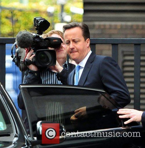 David Cameron and Itv Studios 3