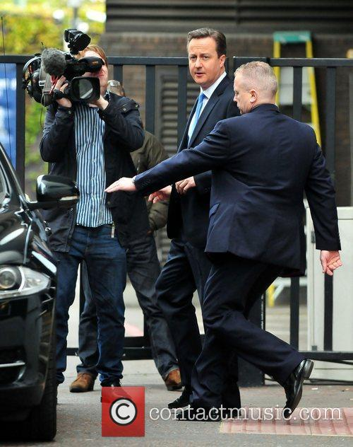 David Cameron and Itv Studios 4
