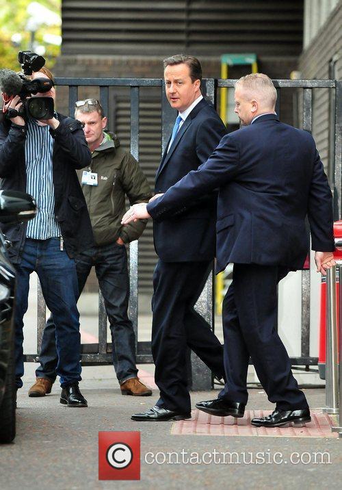 David Cameron and Itv Studios 1
