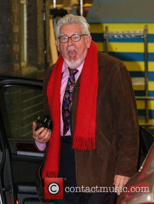 Rolf Harris, ITV Studios