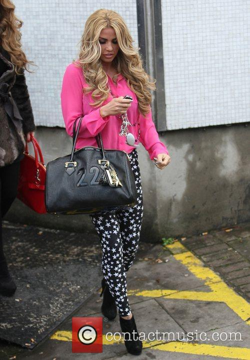 Katie Price and Itv Studios 9