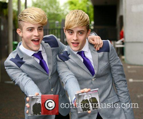 Grimes and Jedward 3