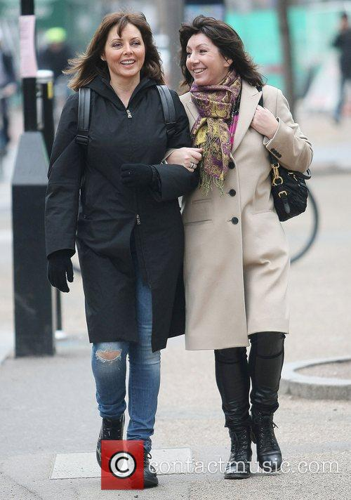 Carol Vorderman, Jane Mcdonald and Itv Studios 2