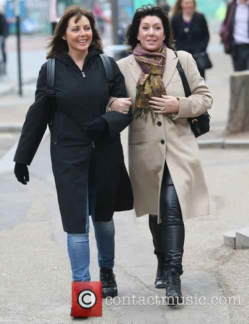 Carol Vorderman, Jane Mcdonald and Itv Studios 6