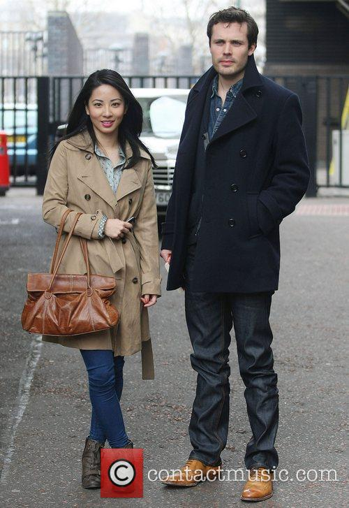 Jing Lusi, James Anderson and Itv Studios 1