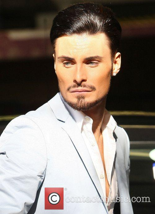 X Factor, Rylan Clark and Itv Studios 3