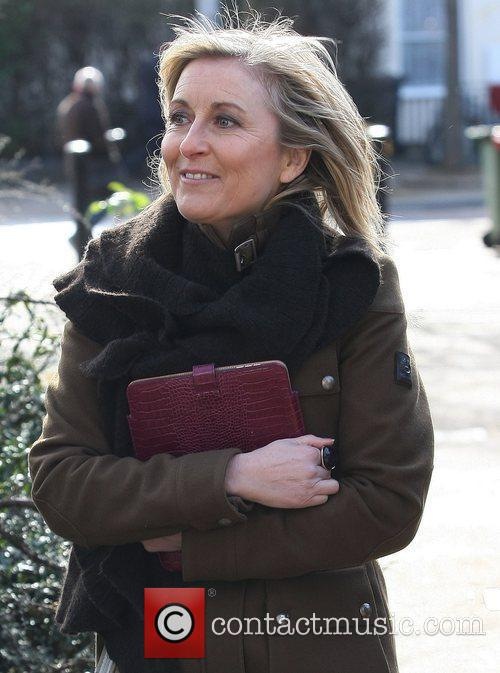 Fiona Phillips and Itv Studios 5