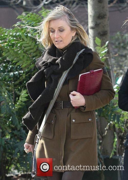 Fiona Phillips and Itv Studios 9