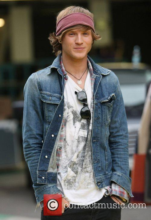 Dougie Poynter and ITV Studios 6
