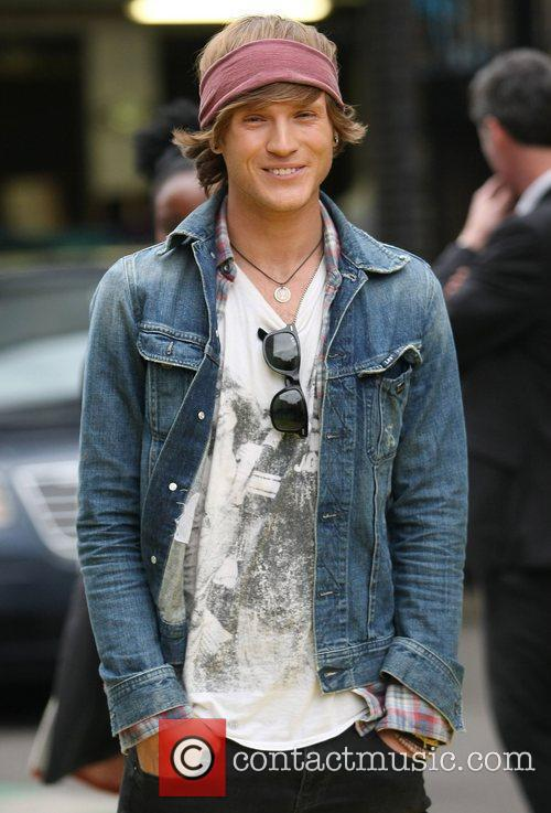 Dougie Poynter and ITV Studios 2