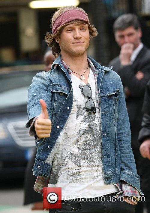 Dougie Poynter and ITV Studios 7