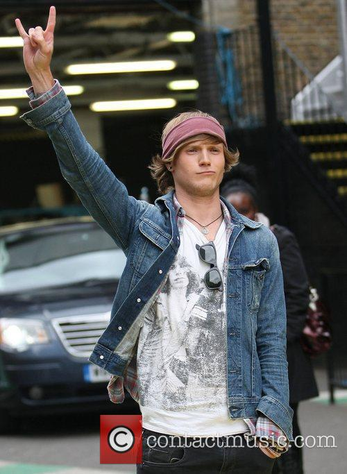 Dougie Poynter and ITV Studios 3