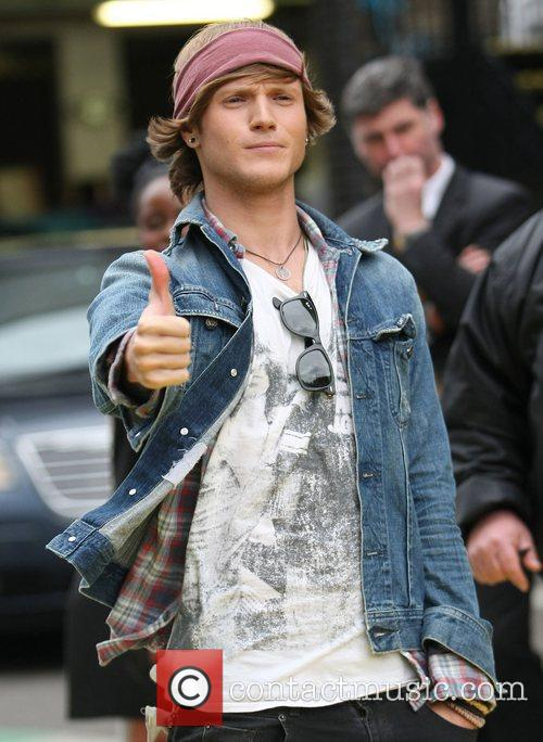 Dougie Poynter and ITV Studios 5