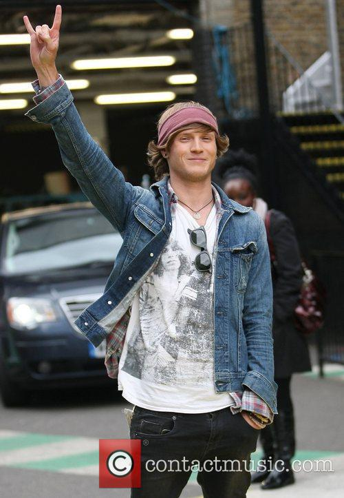 Dougie Poynter and ITV Studios 4