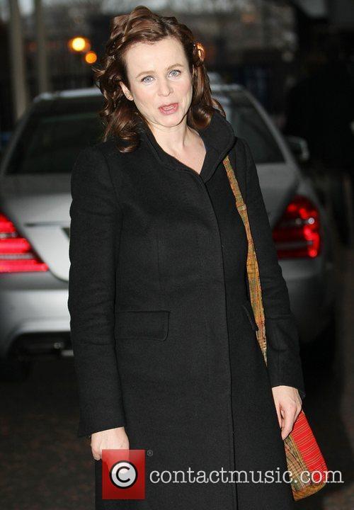 Emily Watson at the ITV studios  London,...