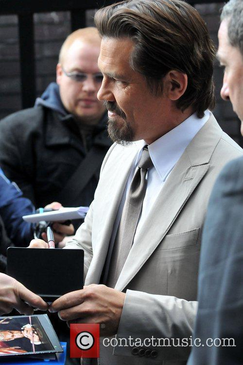 Josh Brolin and Itv Studios 2