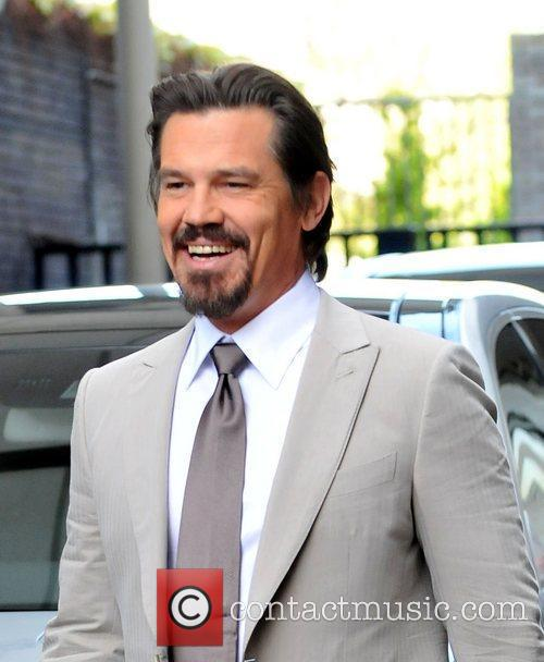 Josh Brolin and Itv Studios 3