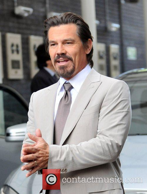 Josh Brolin and Itv Studios 5