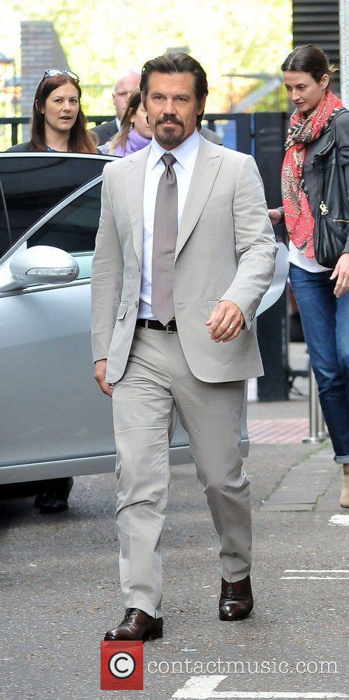 Josh Brolin and Itv Studios 7
