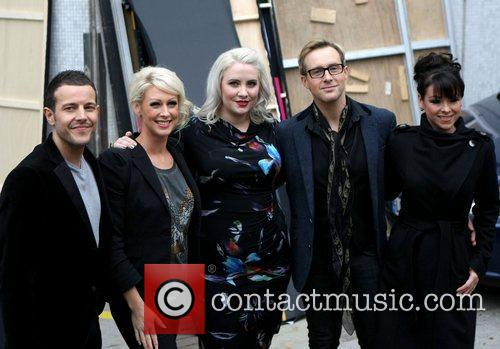 Lee Latchford-Evans, H, Faye Tozer, Claire Richards, Ian Watkins, Lisa Scott-Lee, Steps