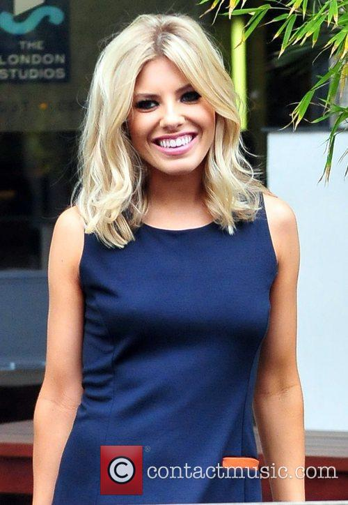 Mollie King and Itv Studios 2