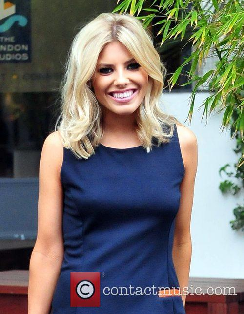 Mollie King and Itv Studios 3