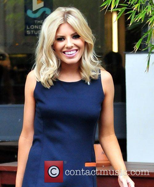 Mollie King and Itv Studios 4