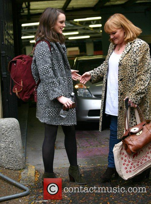 Lesley Nicol, Sophie Mcshera and Itv Studios 2