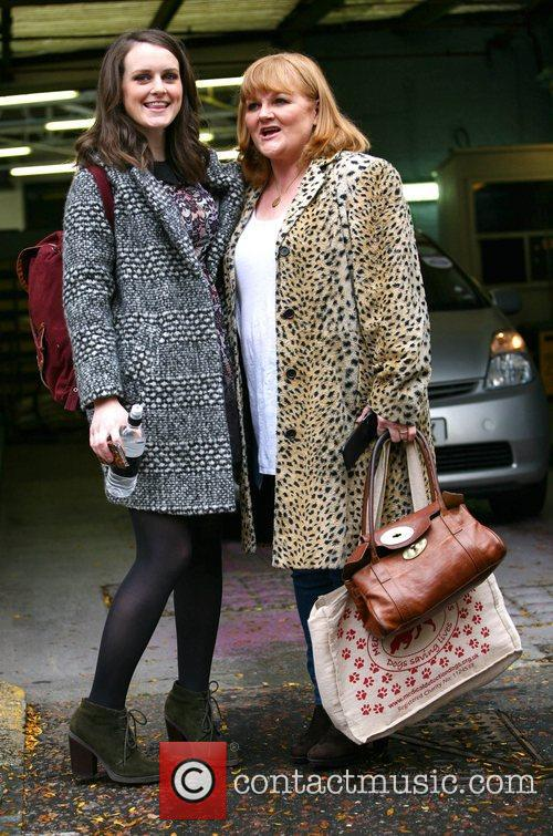 Lesley Nicol, Sophie Mcshera and Itv Studios 3