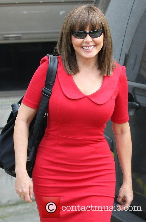 Carol Vorderman In Stockings Stocking Stuffers Ideas And Pictures ...