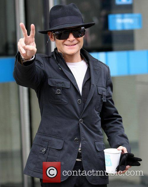 Corey Feldman and Itv Studios 3