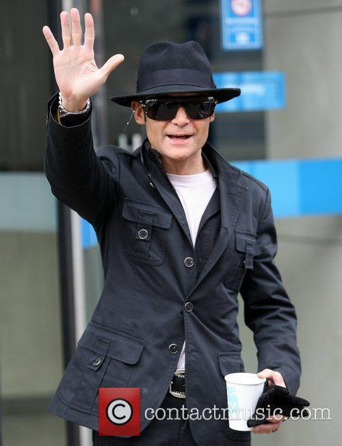 Corey Feldman and Itv Studios 4