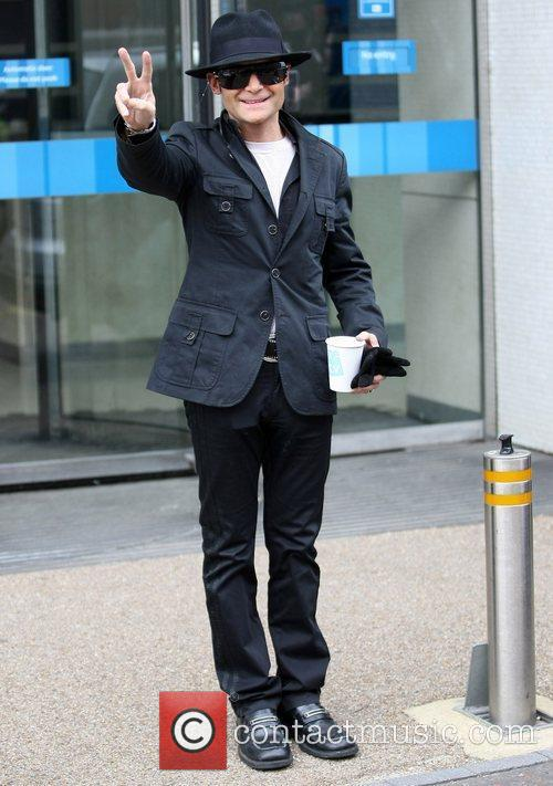 Corey Feldman and Itv Studios 5
