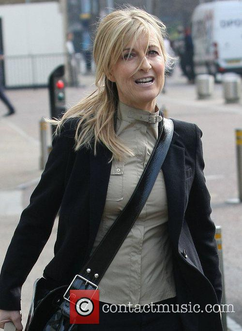 Fiona Phillips and Itv Studios 3