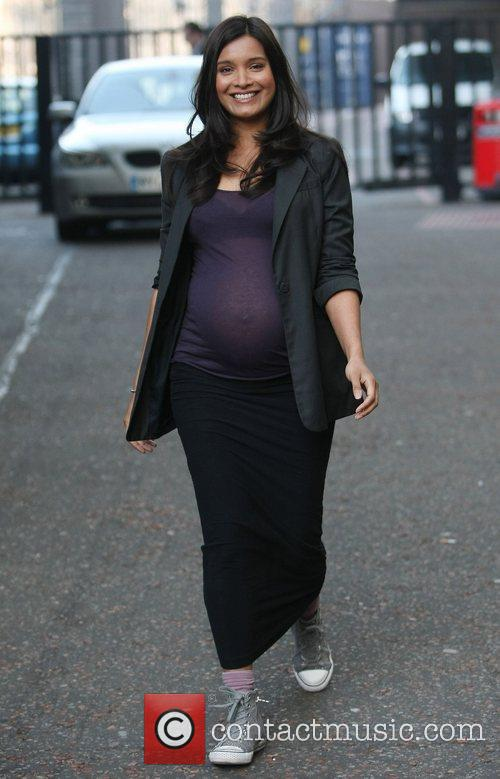 Shelley Conn and Itv Studios 5