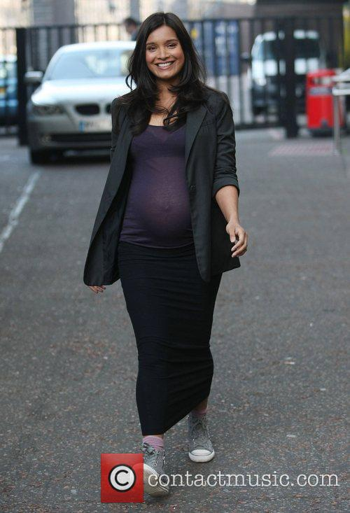 Shelley Conn and Itv Studios 9