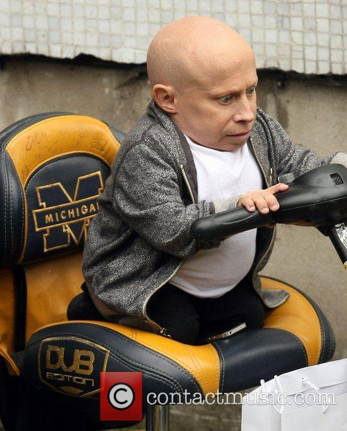 Verne Troyer and Itv Studios 4