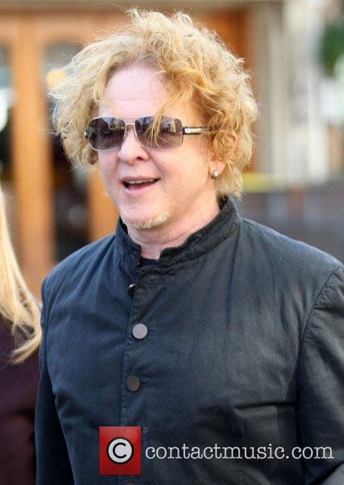 Mick Hucknall and Itv Studios 1