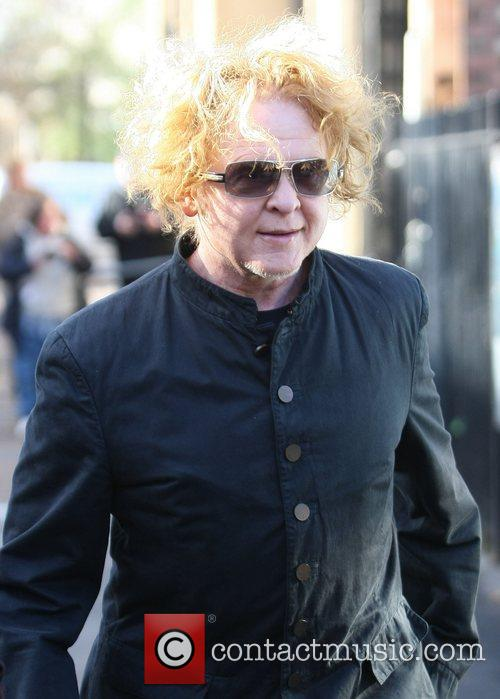 Mick Hucknall and Itv Studios 3