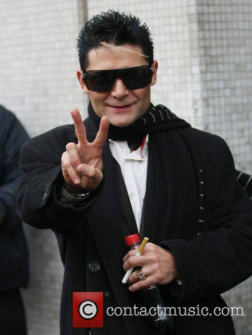 Corey Feldman and Itv Studios 6