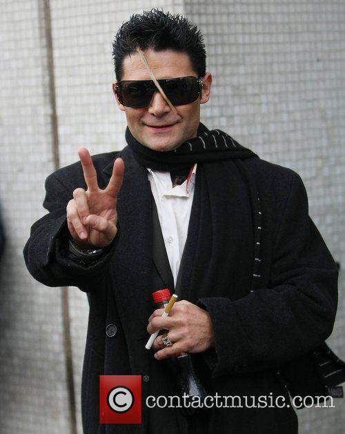 Corey Feldman and Itv Studios 1