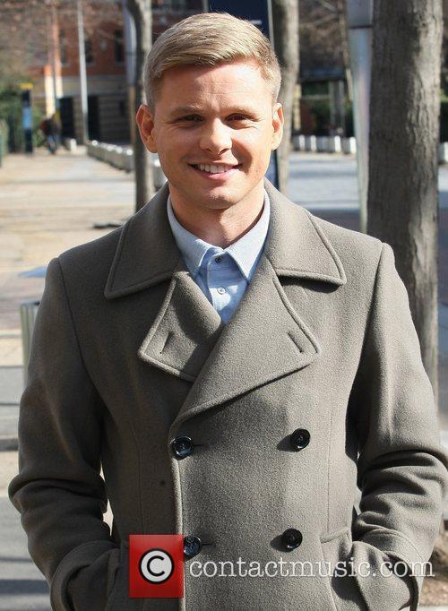 Jeff Brazier  outside the ITV Studios London,...