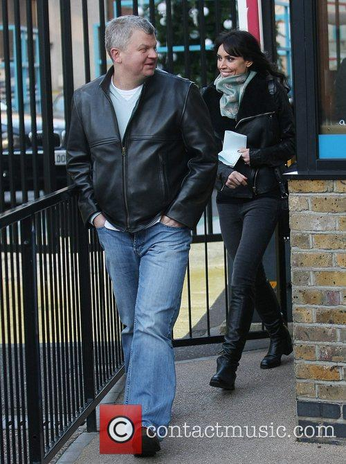 Adrian Chiles, Christine Bleakley and Itv Studios 1