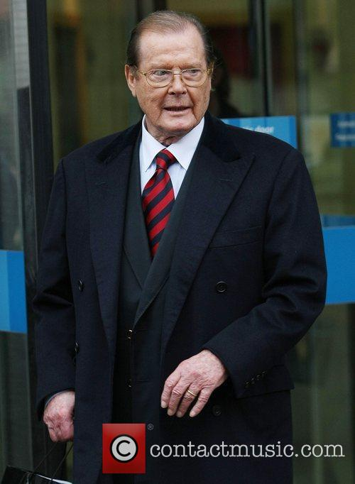 Roger Moore and ITV Studios 7