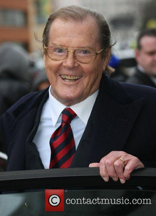 Roger Moore and Itv Studios 9