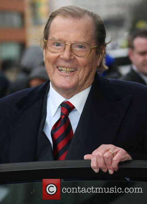 Roger Moore and ITV Studios 3